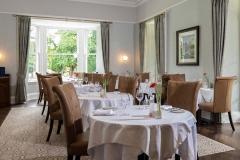 The Torrish Restaurant at Ness Walk Hotel, Inverness.